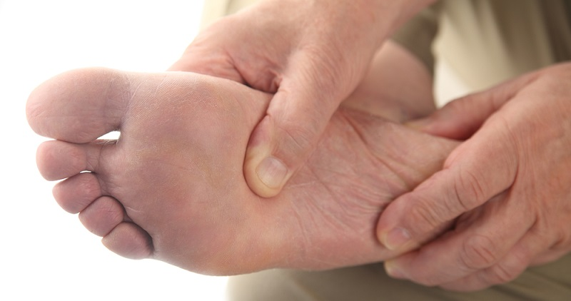 Relieve Aching Feet