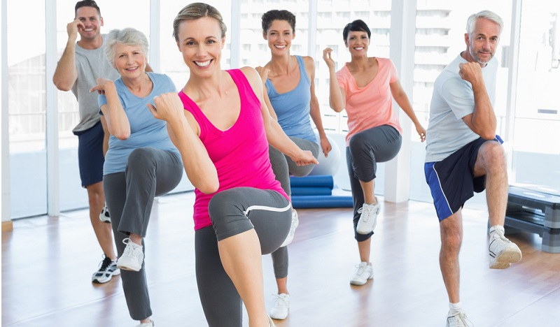 Aerobic Fitness Training is Great for All Ages