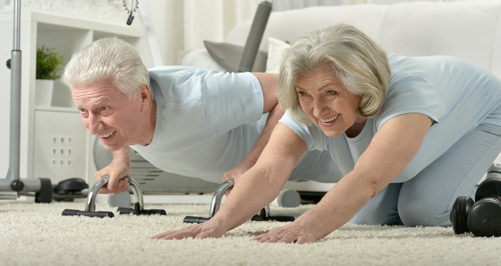 Best Tabata Workout for Seniors