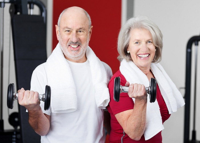 Effects of Strength Training on Overall Health for People Over 50
