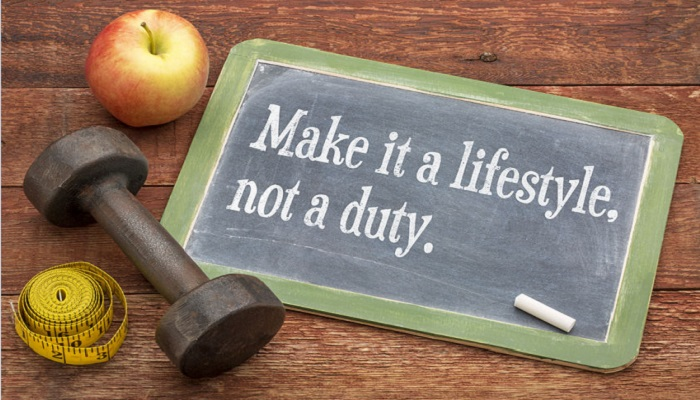 Exercise as a Lifestyle