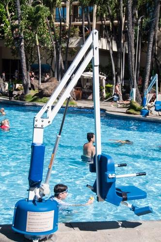 Swimming Pool Lifts